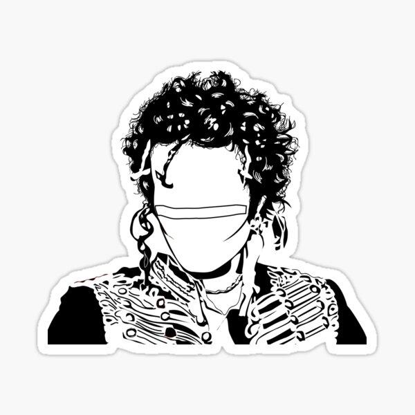 Adam Ant Sticker