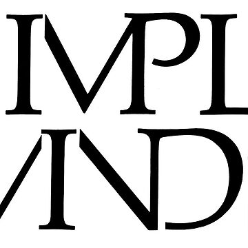 Simple Minds by EverythingsBest