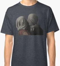 René Magritte – The Lovers (Paris 1928) Classic T-Shirt