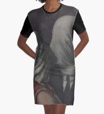 René Magritte – The Lovers (Paris 1928) Graphic T-Shirt Dress