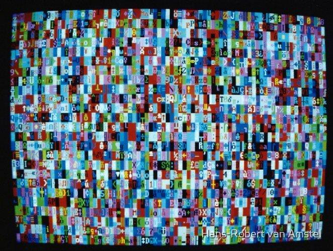 Matrix by Hans-Robert van Amstel