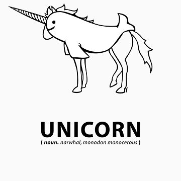 the truth about unicorns. by vandal