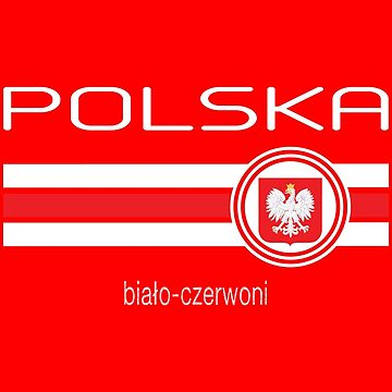 Football - Poland (Away Red) by madeofthoughts