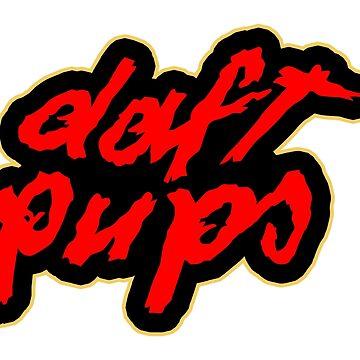 Daft Pups by Steve616