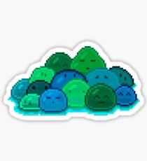Slime Time Sticker