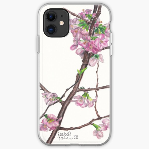 Buds of Spring iPhone Soft Case