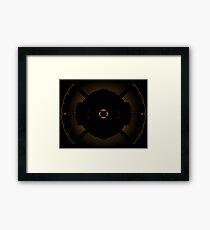 Machine Gun - Quake Champions Framed Print