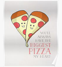 Pizza My Heart! Poster