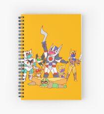 Maximals ROAR! Spiral Notebook