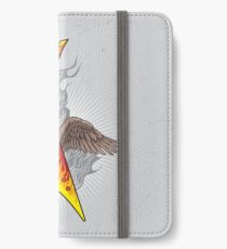 Electric Guitar With Wings iPhone Wallet/Case/Skin