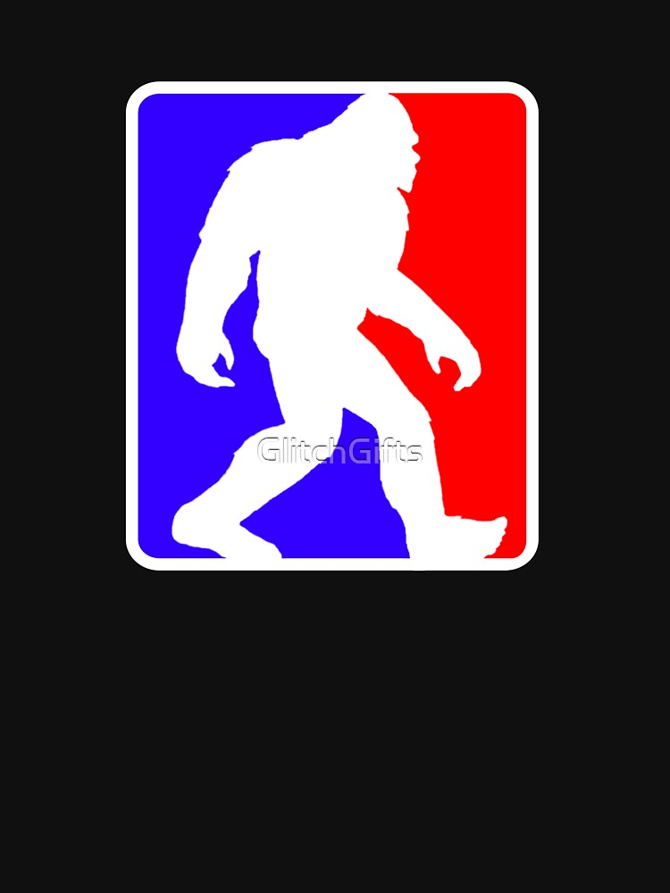 Major League Bigfoot by GlitchGifts