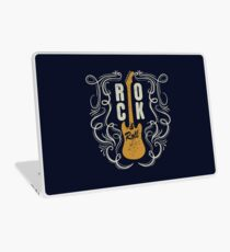 Rock And Roll Laptop Skin