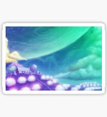 Space Orchard Sticker