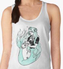 Goth Mermaid Women's Tank Top