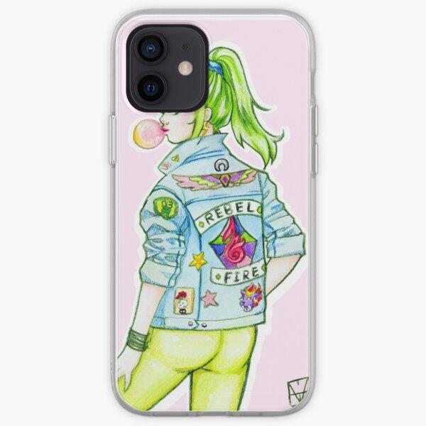 FlashBack Chick iPhone Soft Case