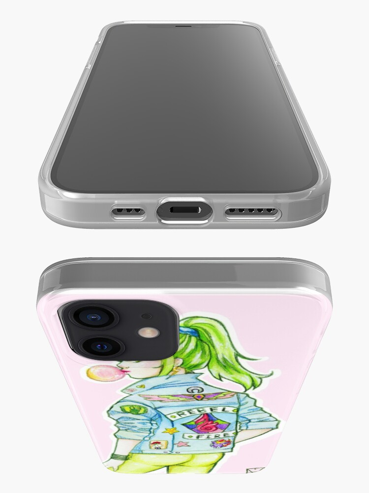 Alternate view of FlashBack Chick iPhone Case & Cover