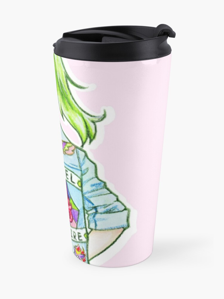 Alternate view of FlashBack Chick Travel Mug