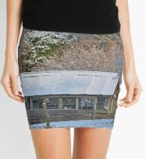Old Garden Shed Mini Skirt