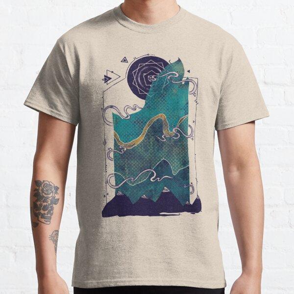 Northern Nightsky Classic T-Shirt