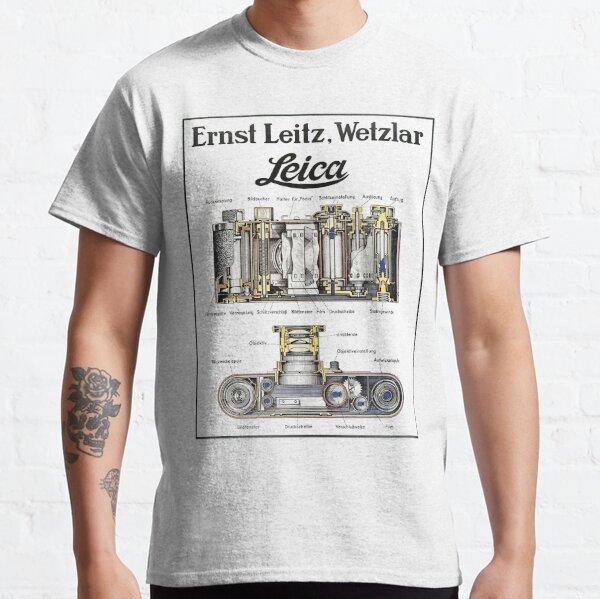 FICHE TECHNIQUE MULTI T-shirt classique