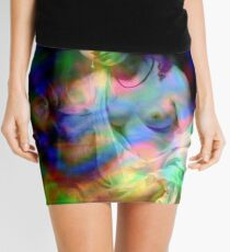Lady of Spain Mini Skirt