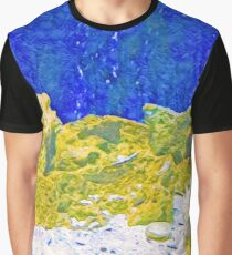Coral Rocks Graphic T-Shirt