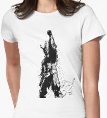 Das Symbol des Friedens - ALLES KÖNNTE Tailliertes T-Shirt