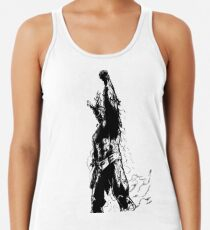 The Symbol of Peace - ALL MIGHT  Racerback Tank Top