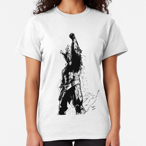 The Symbol of Peace - ALL MIGHT  Classic T-Shirt