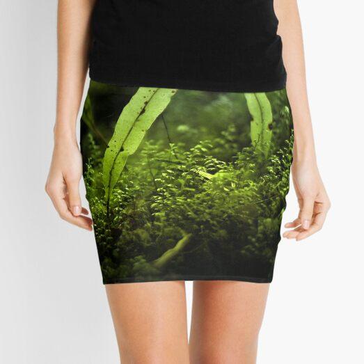Green light Mini Skirt