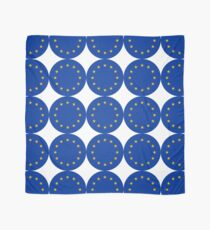 EU European Union Flag Stars T Shirt for adults and children Scarf