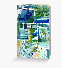 Greenhouse Greeting Card