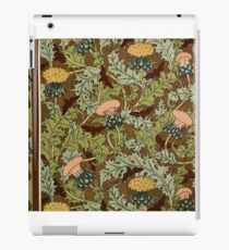 Art Nouveau Thistle iPad Case/Skin