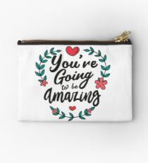 The Adventure Zone - You're Going to be Amazing Studio Pouch