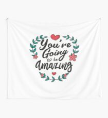 The Adventure Zone - You're Going to be Amazing Wall Tapestry