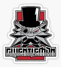 Gwentleman Sticker