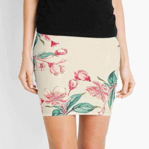 Blossom in full bloom Mini Skirt