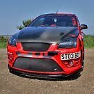 Red Focus ST by Vicki Spindler (VHS Photography)