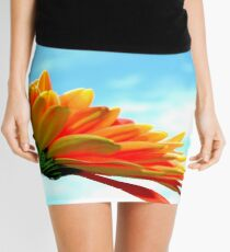 Gerbera in the Sky Mini Skirt