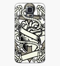 heart and anchor Case/Skin for Samsung Galaxy