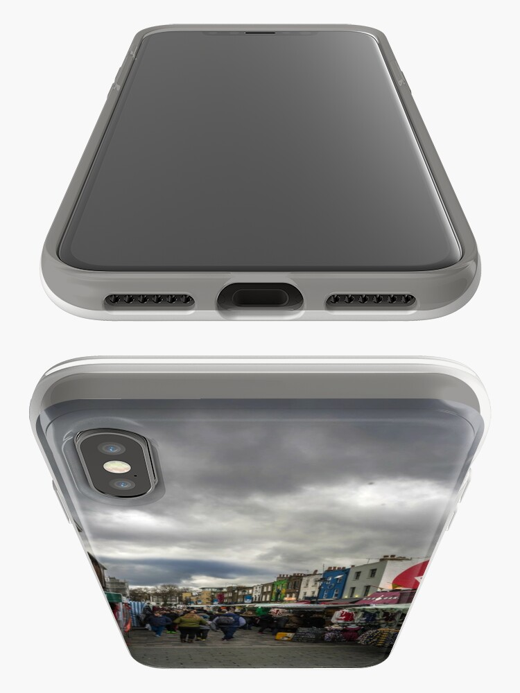 Alternate view of camden town iPhone Case & Cover