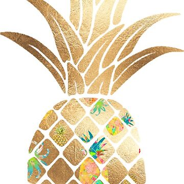 Pineapples on Pineapples  by bombinodesigns