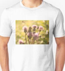 Summertime flowers Unisex T-Shirt