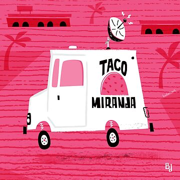 Taco Miranda by marcelobadari