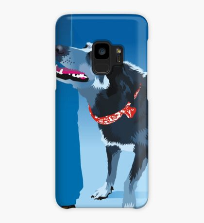 blue heeler Case/Skin for Samsung Galaxy
