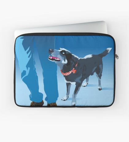 blue heeler Laptop Sleeve