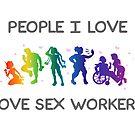 People I Love: Rainbow by AvidAwake