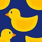 Rubber Duckie by Pamela Maxwell