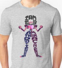 Garnet Typography Unisex T-Shirt