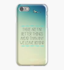 Better Things iPhone Case/Skin